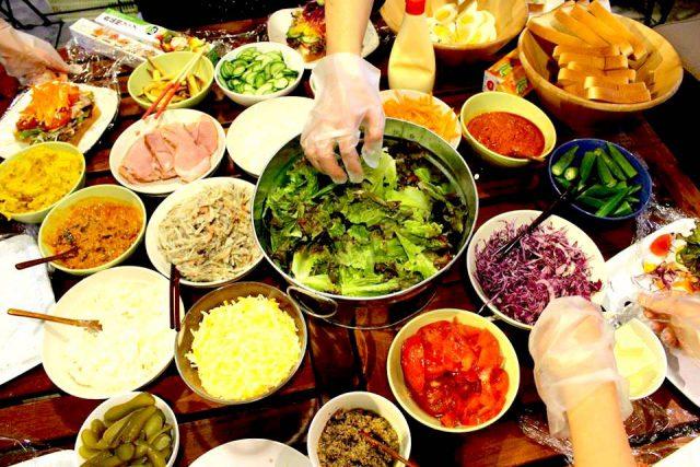 日常ヲ愛サnight 料理を選ぶ。