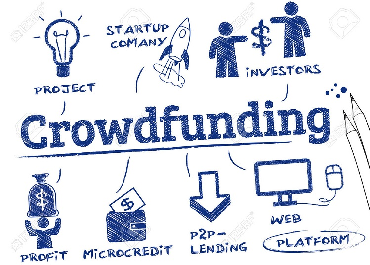 crowdfunding-concept