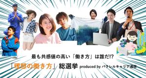 「理想の働き方」PLC通信ライター総選挙