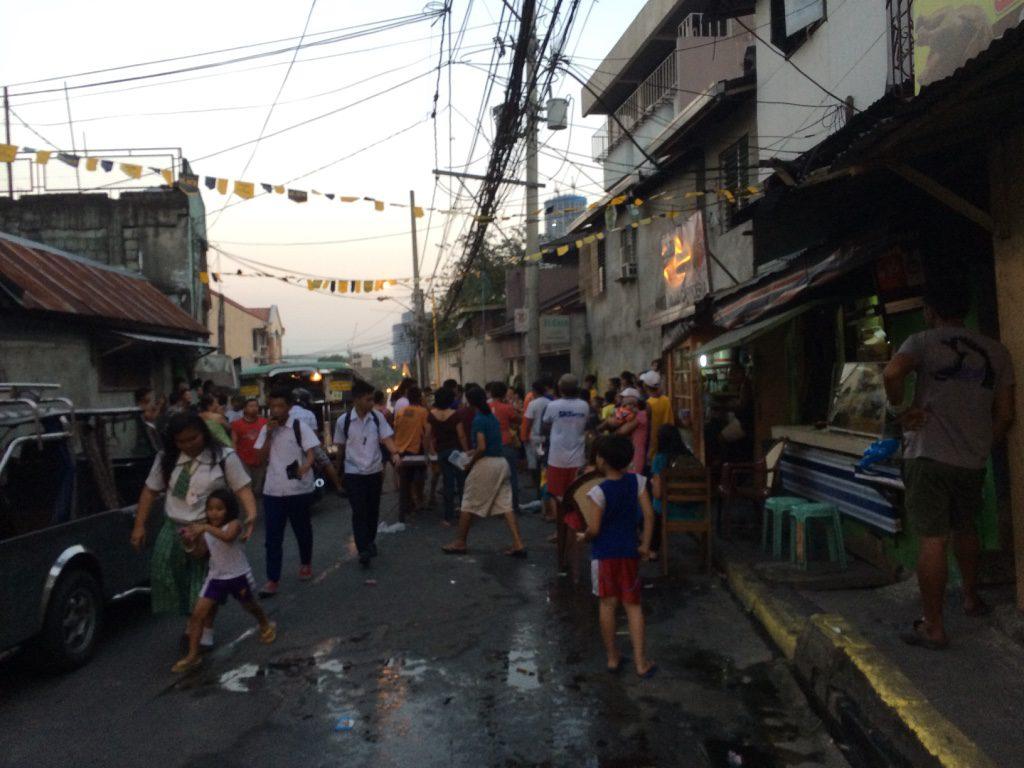 フィリピンスラム