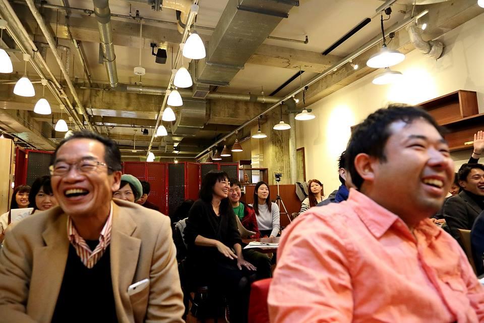 イベントの醍醐味は、参加者の最高の笑顔。